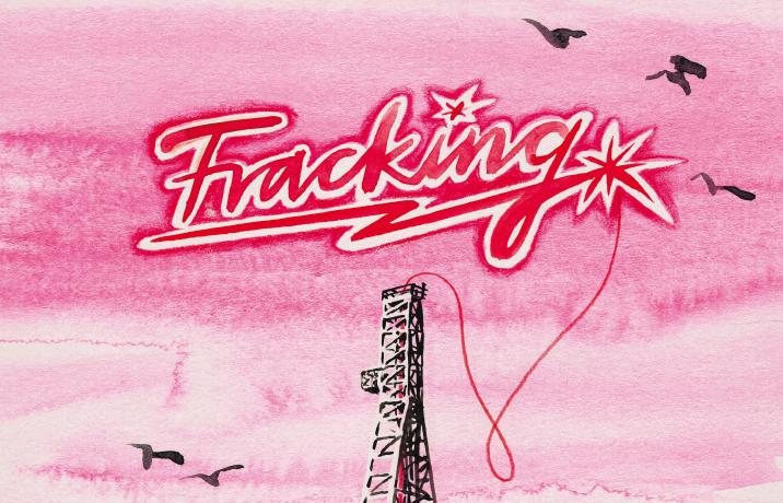 Fracking in Niedersachsen